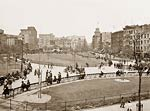Mulberry Bend, New York Columbus Park 1905