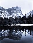 Mirror Lake, Yosemite, 1865