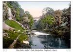 Chee Dale, Millers Dale, Derbyshire, England