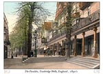 The Pantiles, Tunbridge Wells, England