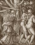 Adam and Eve by Albrecht Durer