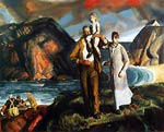 Fisherman's Family George Bellows