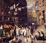 Cliff Dwellers George Bellows