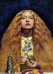 The Bridesmaid John Everett Millais