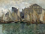 The Museum at Le Havre Claude Monet