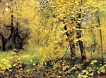 Golden Autumn Ostrouhov Ilya