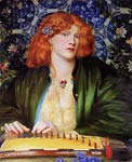 The Blue Bower Dante Gabriel Rossetti