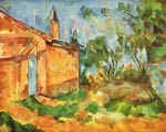 Jourdans Paul Cezanne