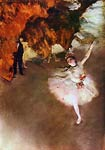 The Primaballerina Edgar Degas