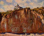 The Church at Varengeville Claude Monet