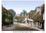 Shanklin, old village, Isle of Wight