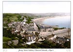 Jersey, Saint Aubins, Channel Islands, England