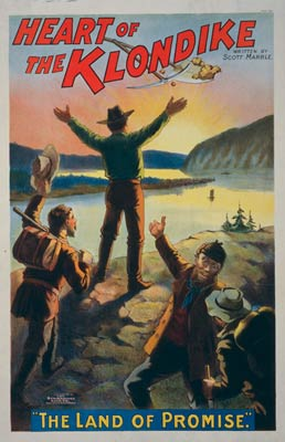 Heart of the Klondike Theatrical Poster