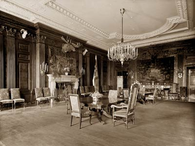 State Dining Room The White House Washington