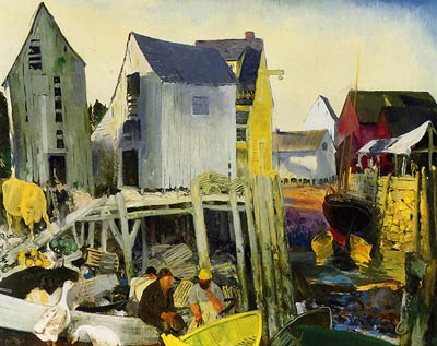 Matinicus George Bellows