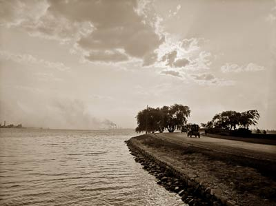 The Shore Drive, Belle Isle Park, Detroit, Michigan