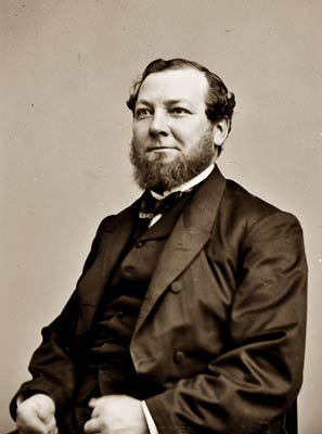 Charles Godfrey Gunther Mayor of New York