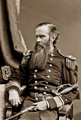 John Lorimer Worden U.S. rear admiral American Civil War