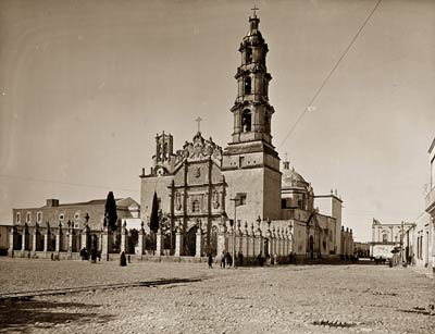 Cathedral of Aguascalientes, Aguas Calientes, Mexico
