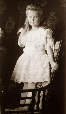 Grand Duchess Anastasie of Russia, 1906