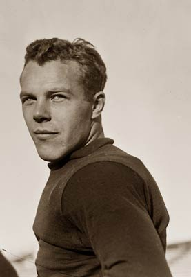 Ted Coy American football player
