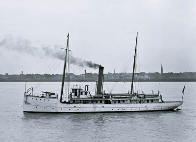 U.S. Revenue Cutter Morrill 1907