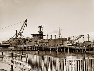 Newport News Shipbuilding And Dry Dock Company Virginia
