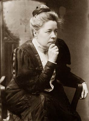 Selma Lagerlof Swedish Nobel Prize winning author