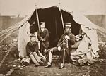 Colonel Brownrigg and captured Russian boys Crimean War
