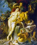 Union of Earth and Water Peter Paul Rubens