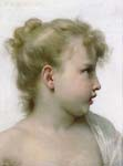 Head of a little girl 1888