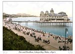 Pier and Pavillion, Colwyn Bay, Wales