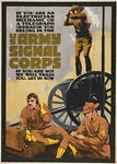 WWI U.S. Army Signal Corps World War One Poster