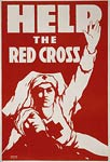 Help the Red Crossn World War One Poster
