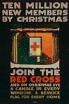 Ten million new members by Christmas WWI Poster