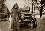 Alice Huyler Ramsey, first woman to drive coast to coast