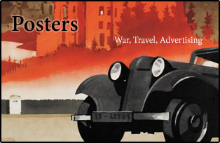 poster prints, wwi, travel, war